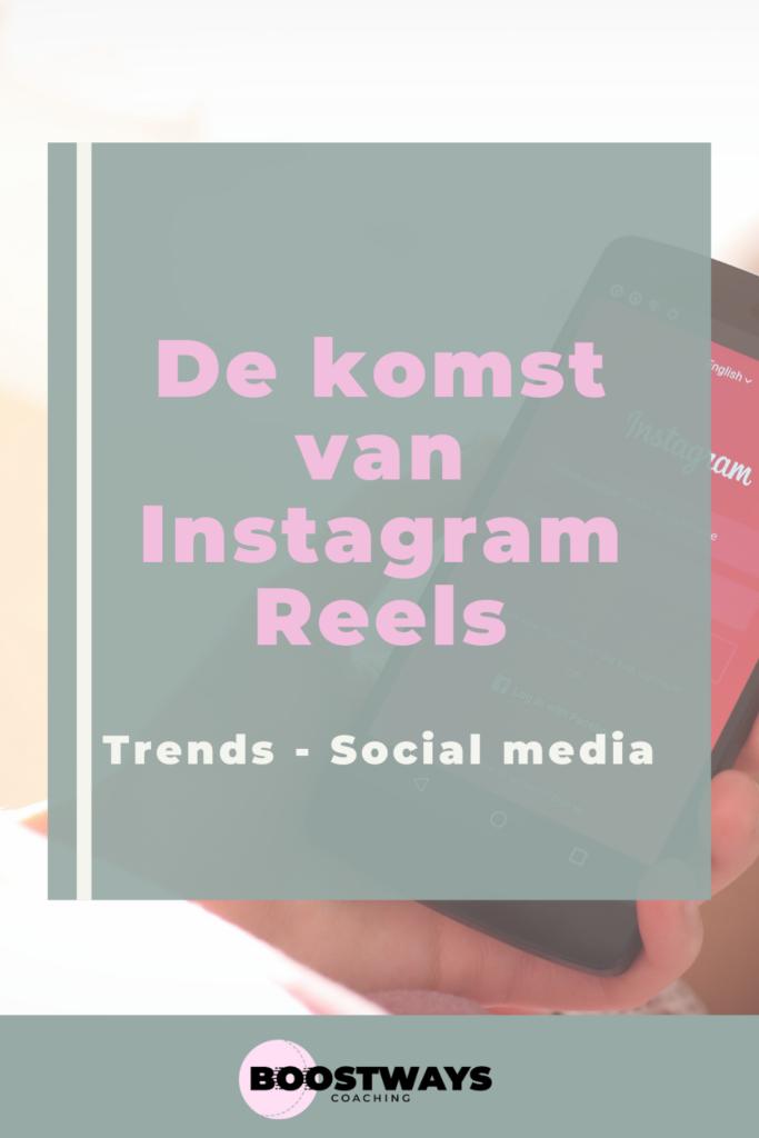 Maak kennis met Instagram Reels!
