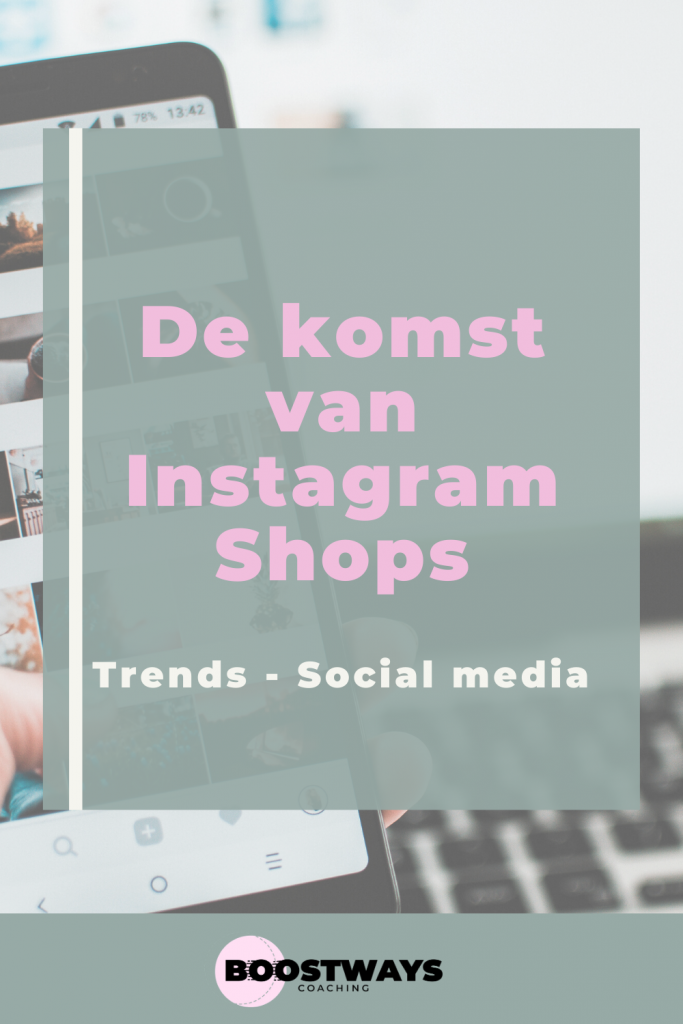 Say hello to Instagram Shops - Boostways coaching